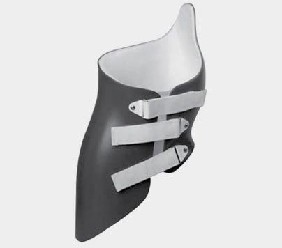 Charleston Bending Scoliosis Brace (plastic / rigid brace)